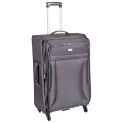 Tosca - Platinum 50CM Grey Upright Trolley