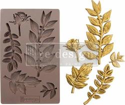 PRIMA MARKETING INC 635756 Redesign Mould 5X8 Blsm Leafy Blossoms