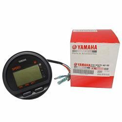 Marine Yamaha New Oem Speedometer Asy 6Y5-83570-A0-00-9