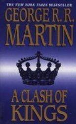 A Clash Of Kings Paperback Bantam Spectra Pbk. Ed