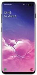 Samsung Galaxy S10+ Plus Verizon + GSM Unlocked 128GB Prism Black Renewed