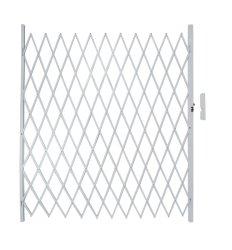 Armourdoor Alu Flex Security Gate 1.8MM X 2M - White