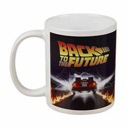 Back To The Future - Delorean Mug