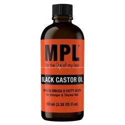 MPL Black Castor Oil 100 Ml