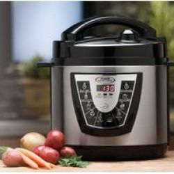 Milex Power Pressure XL Pressure Cooker