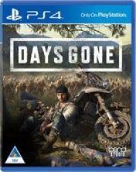 SIEE Days Gone Playstation 4
