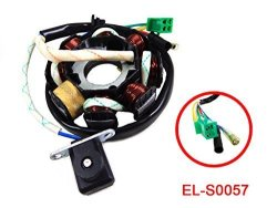 Kids ATV Parts 8 Coil Pole Magneto Stator For Yerf Dog Spiderbox 150CC  GX150 Go Kart | R725 00 | Sunglasses | PriceCheck SA
