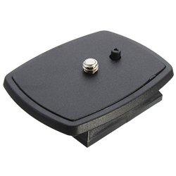 Heavensense Yunteng Tripod Quick Release Plate Screw Adapter Mount Head For Dslr Slr Digital Camera