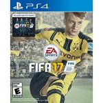 Electronic Arts Fifa 17 PS4 With Bonus 500 Fifa Ultimate Team Points - Playstation 4
