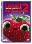 Cloudy With A Chance Of Meatballs 2 - Revenge Of The Leftovers Dvd