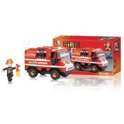 Sluban Fire - Alarm MINI Fire Truck