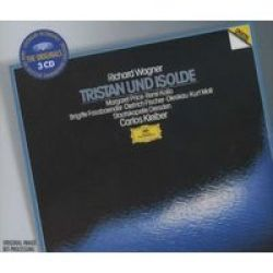 Wagner - Tristan Und Isolde CD, Boxed set