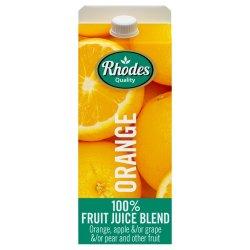 Rhodes Fruit Juice Orange 2 L