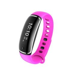 Bakeey M4 Smart Wristband Bracelet Heart Rate Monitor Bluetooth 4.0 For Android Ios