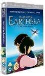 Tales From Earthsea japanese Dvd