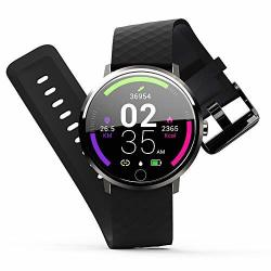 SMART WATCH For Men Women IP68 Swim Waterproof D2 40MM With Fitness Tracker Pedometer Heart Rate Monitor Sleep Tracker Blood Pressure Multi Exercise Mode For