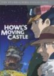 Howl's Moving Castle DVD