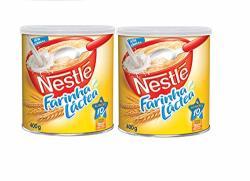 Nestl - Flour L Ctea - 14.11 Oz Pack Of 02 Farinha L Ctea - 400G