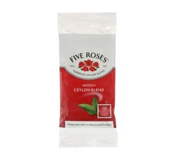 Five Roses Teabags Srp 20 X 10'S