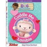 Doc Mcstuffins - Cuddle Me Lambie Dvd