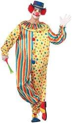 Forum Novelties Costumes Forum Novelties Men's Spots The Clown Costume Multi XL