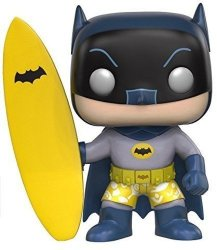 Funko Pop Heroes: Dc - Surfs Up Batman Vinyl Figure