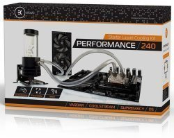 EKWB Kit P240 Custom CPU Liquid Cooling Kit