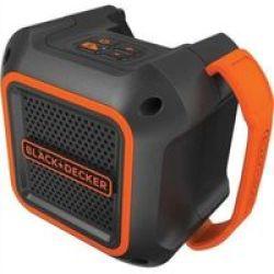 Black & Decker - 18V Speaker - No Battery And Charger