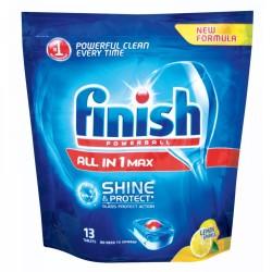 Finish Dishwashing Tablets All In One Regular B Dishwashing Tablets