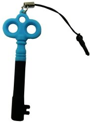 Artha Ikey Touch Pen Cell Phone Strap For Smartphone Blue