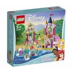 Lego Disney Ariel Aurora And Tiana's Royal Celebration