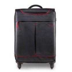 American Tourister Black & Red Sky Spinner 82CM - 39003