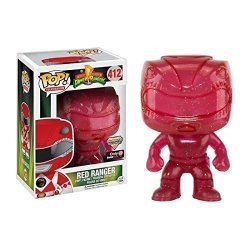 Pop Power Rangers - Red Ranger Morphing Exclusive - Only At Gamestop