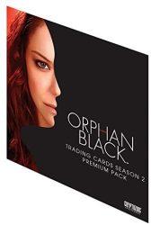 2017 Orphan Black Season 2 Trading Cards Factory Sealed Premium Pack