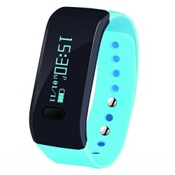 Megadream Waterproof IP65 Intelligent Activity Fitness Tracker With Pedometer Tracking & Sleep Quali
