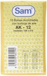 Sam 12 - Bubble Wrap Envelopes Pack Of 10