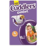 Cuddlers - Jumbo Diapers Size 4 8-14KG 66S