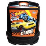 Tara Toys Hot Wheels 100-CAR Rolling Storage Case With Retractable Handle
