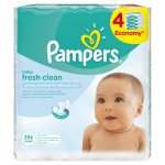 Pampers - Sensitive Baby Wipes 4X56S56