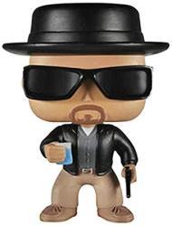 Funko Pop Television Vinyl : Breaking Bad Heisenberg Action Figure