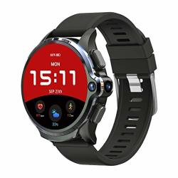 For Yuege Kospet Prime 4G LTE Smart Watch ANDROID7.1.1 Phone 1.6 Inch Ips Full Face Id Unlock Dual Cameras IP67 Waterproof 1260MAH Battery Life 3GB