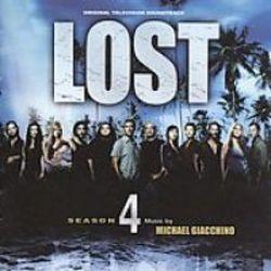 Lost: Season 4 Cd