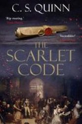 The Scarlet Code Hardcover Main