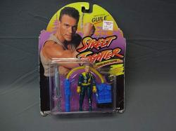 Official Movie Street Fighter Navy Seal Guile Action Figure Capcom Toy