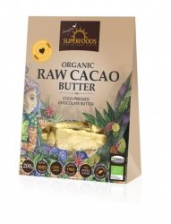 SuperFoods Raw Organic Cacao Butter 200g