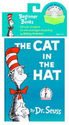 The Cat in the Hat Book & CD Dr. Seuss