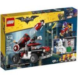 LEGO Batman Movie Harley Quinntm Cannonball Attack - 70921