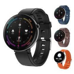 SMART WATCH DT18 Touch Screen Heart Rate Intelligent Fitness Sport Message Reminder