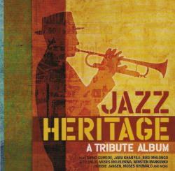 Jazz Heritage: A Tribute Album CD