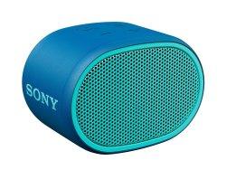 Sony Extra Bass Portable Bluetooth Speaker - Blue